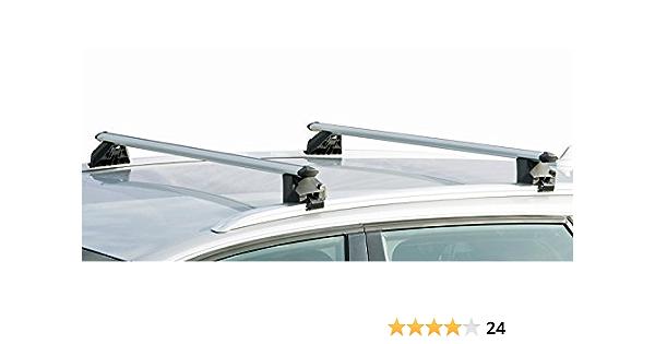 Vdp Alu Relingträger Crv107a Kompatibel Mit Audi A4 Kombi B9 5 Türer Ab 2015 Abschliessbar Auto