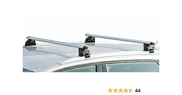VDP Porte-v/élo Orion Barres de toit en acier dorigine pour Renault Captur 5 portes /à partir de 2013