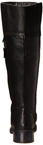 Clarks Swansea Ponte Stivali da equitazione Black Leather