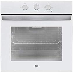 Teka HBB 510 - Horno (Grande, Horno eléctrico, 76 L, 76 L, 50-250 °C, Blanco)
