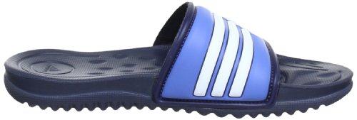 adidas Performance Muno QD Herren Dusch & Badeschuhe Blau (Dark Marine/Atlantic Blues07/White)