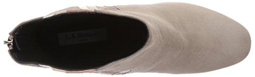 LK BENNETT Serafina, Stivaletti Donna Multicolore (CLOUD PINK)
