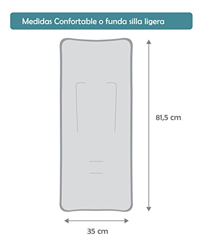 Colchoneta Rectangular Verano Universal