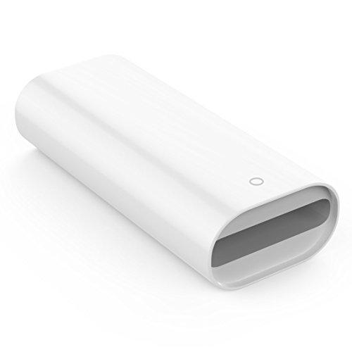Apple Pencil Adapter by innoGadgets | Lightning auf Lightning Lade-Adapter für Den Apple Pencil - Weiß