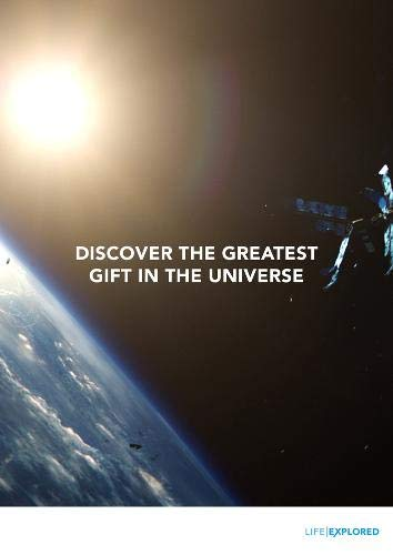 LE Posters: Space Design A4: Discover the greatest gift in the universe (Life Explored)