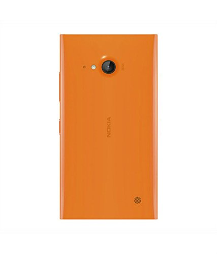 GoldKart¨ Premium Replacement Back Door Cover Panel For Nokia Lumia 730 - Orange  available at amazon for Rs.139