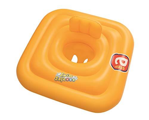Bestway Swim Safe Schwimmsitz, 1-2 Jahre, quadratisch