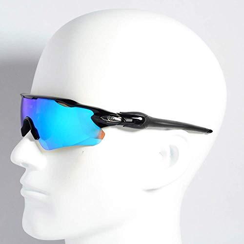 AMITD Fahrradbrille Polarisierte Radfahren Brille Outdoor Sport Fahrrad Brillen Sport Sonnenbrille Radfahren Sonnenbrille -