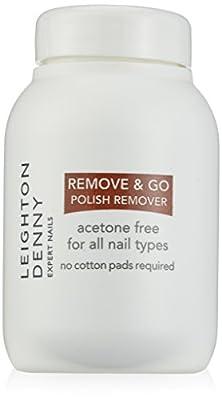 LEIGHTON DENNY Remove and Go Polish Remover 60 ml