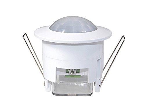 maclean-mce20-detector-sensor-de-movimiento-de-techo-empotrable-360
