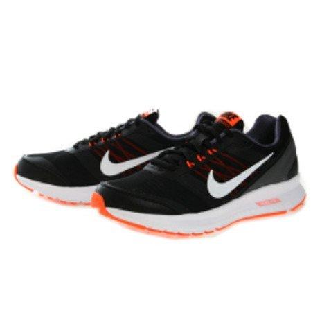 Nike Men's Air Relentless 5 MslBlack, White, Hyper Orange and Dark Grey Mesh Running Shoes -9 UK/India (44 EU)(10 US)  available at amazon for Rs.3987