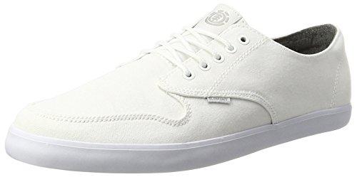 Element Herren Topaz Low-Top Weiß (White)