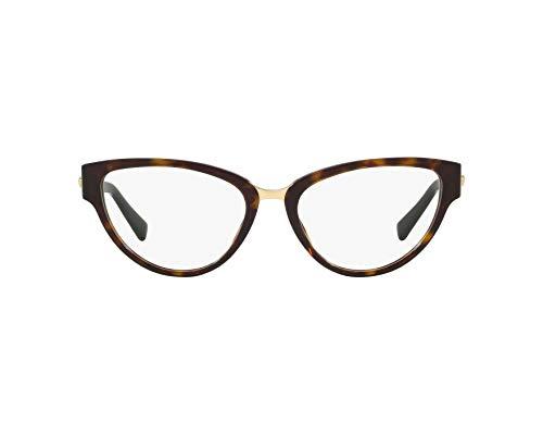 Ray-Ban Damen 0VE3267 Brillengestelle, Braun (Dark Havana), 53