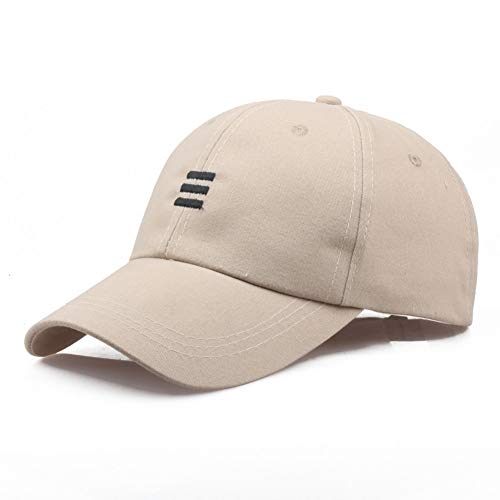 QWER BaseballmützeSolide Sommer Hip-Hop Cap Marken Baseball Cap Männer Frauen Papa Cap Knochen Snap Zurück Hüte Für Männer (Kinder-snap Zurück Hut)