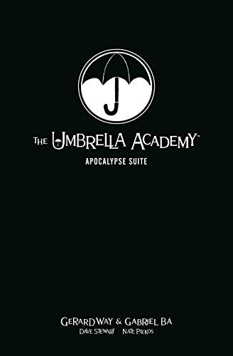 The Umbrella Academy Library Edition Volume 1: Apocalypse Suite (Umbrella Academy: Apocalypse Suite, Band 1)