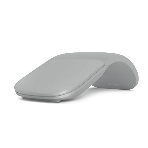 Microsoft Surface Arc Maus silber