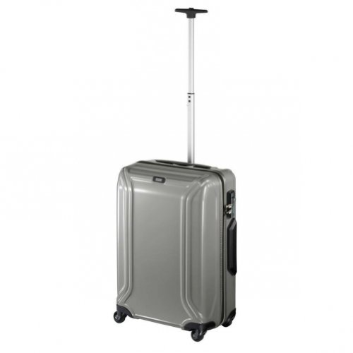 zero-halliburton-zero-air-ii-4-wheels-cabin-trolley-53-cm-gunmetal