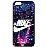 Night Urban Design Nike Phone Case Cover for Coque iphone 7 Plus Just Do It Luxury Design,Cas De Téléphone
