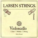 Larsen L332-102 Jeu de cordes pour violoncelle 1/8 Tirant moyen