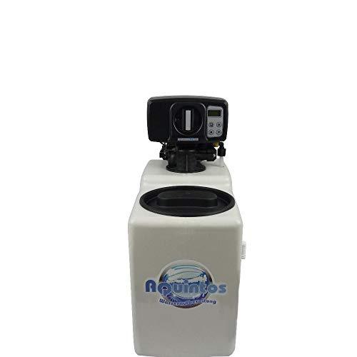 Wasserenthärter Entkalker MKB 16 Eco-Line von Aquintos Wasseraufbereitung | Entkalkungsanlage mit Bypass-Funktion für 100% kalkfreies Wasser | Komplettset mit 3 Jahren Herstellergarantie