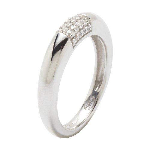 Fossil Damen-Ring Silber Gr. 56 JF17955040
