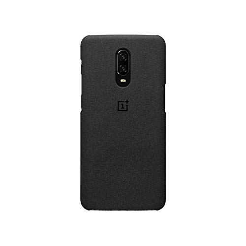 Oneplus 6T Bumper cover Half pack protective case for Oneplus6T Sandstone styles shell,100% office quality (Sandstone)
