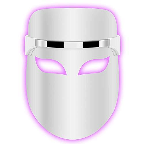 Hangsun Traitement Acné Masque de Luminothérapie Anti-Acné - Avec un nombre illimité...
