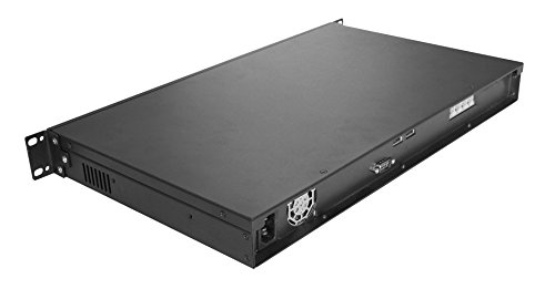 1U Rack Mount IP PBX with 2 FXO+2 FXS Ports,based on Elastix,VoIP PBX Telephone System