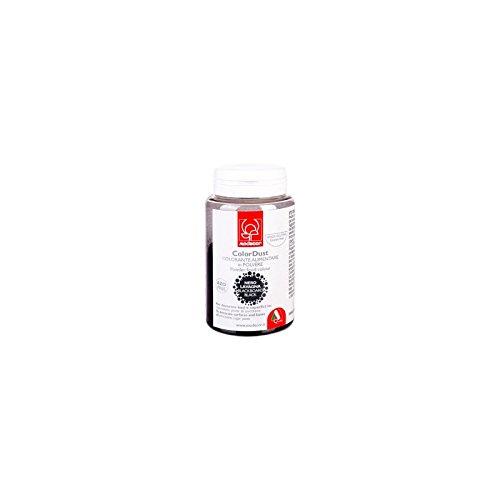Colorante alimentare in polvere liposolubile 3 gr modecor - nero lavagna