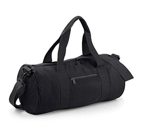 Bagbase Seesack / Reisetasche, 20 Liter One Size,Schwarz/Schwarz