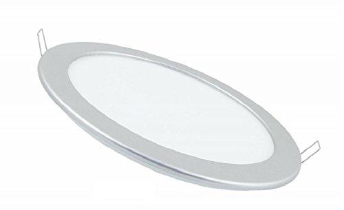 LineteckLED® A05.001.16C Pannello LED rotondo da incasso