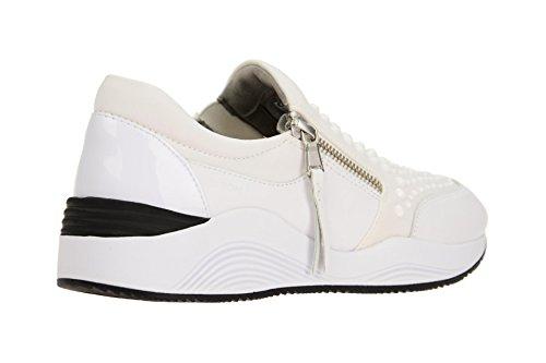 Damenschuhe - Slipper - Halbschuhe - Geox OMAYA Weiß