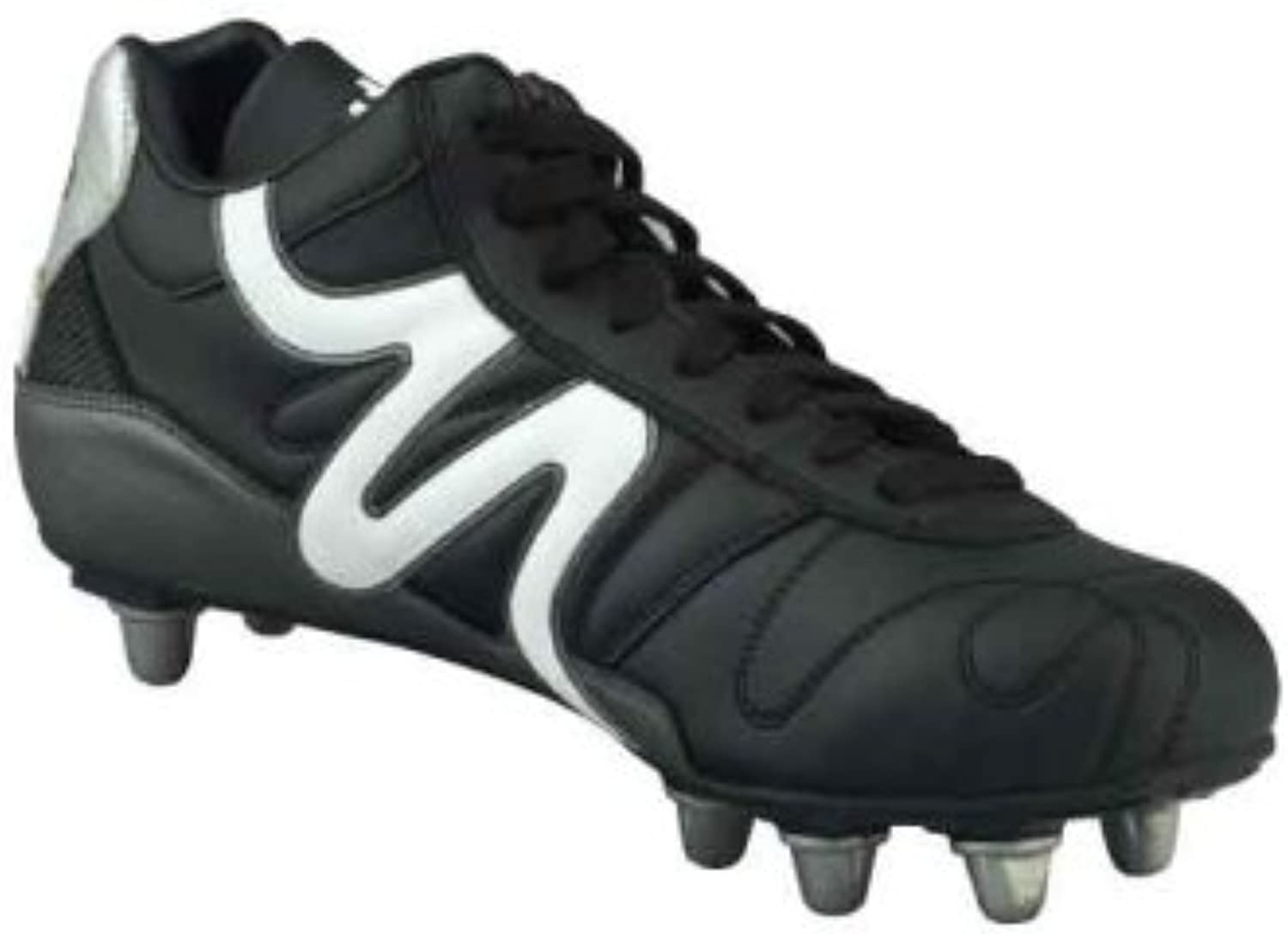 Mitre Italia 11 M  Orchid  JNR S Rugby  Schuhe Rugby Herren