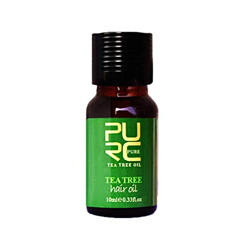 VaycallyHair Growth Serum,Hair Growth Essential Oil,Treatment Of Tea Tree Hair For Dry And Damaged Hair Moisturizes - Hair Growth & Hair Thickening, Nourishing Essences For Hair Care Moisturizes Hair