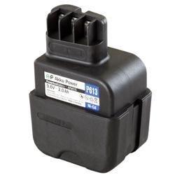 Werkzeugakku für METABO BE AK 100/2 R+L (9,6 V, 1400 mAh) (kein Original)