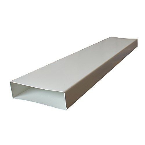 kair-204mm-x-60mm-rectangular-flat-ducting-pipe-1-metre-length-white-plastic-sys-204-ducvkc5604