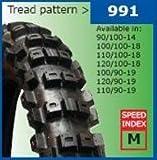 Motocross MOTOCROSSER Reifen 110/90–19D991