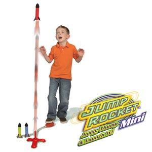 Geospace 12902 Jump Rocket Mini Launcher and 3-Rocket