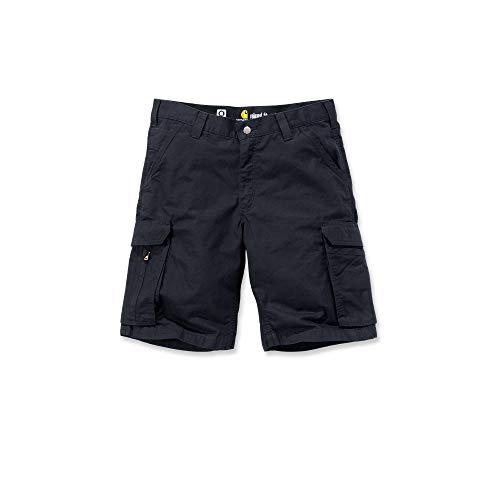 Preisvergleich Produktbild Carhartt Force Tappen Cargo Shorts Schwarz 33