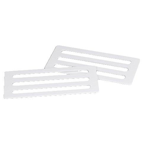 TANOS 4 Stück Trennstege für Isolier-systainer Fachteiler