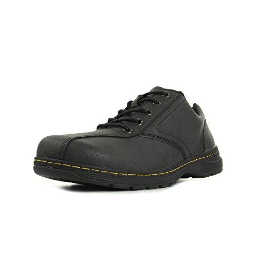 Dr. Martens Greig Black Vancouver 21394001, Chaussures de Ville