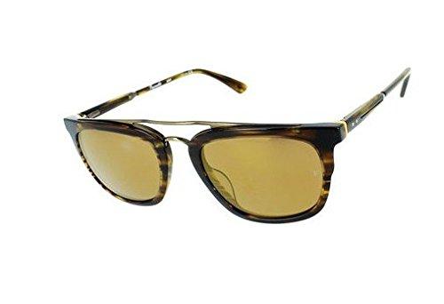 Façonnable -  Occhiali da sole  - Uomo Marrone E216