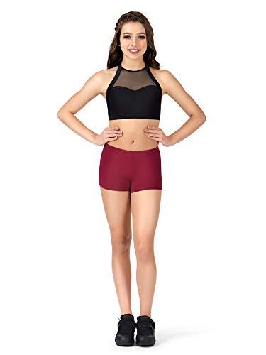 Body Wrappers Damen Prowear Boy-Cut Short (BWP282) - grün - Groß (Cut Boy Shorts)