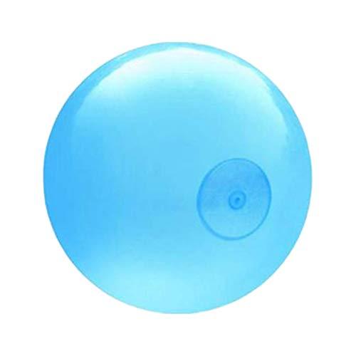 Liamostee 2 Stück Ball Luftballons reißfest 25cm Spielen Spielzeug Geschenk für Kinder Kinder im Freien (Luftballons Beach Ball,)
