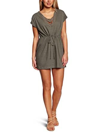 Protest Clothing - Tunique - Femme - Vert (Grey Green) - FR : L (Taille fabricant : L)