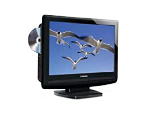 toshiba 19dv555dg tv lcd 19 avec lecteur dvd int gr 720p tnt tv vid o. Black Bedroom Furniture Sets. Home Design Ideas