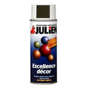 peinture-aerosol-julien-noir-brillant-400ml