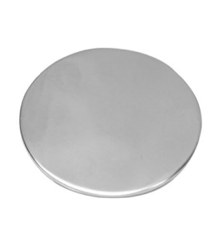 Plateau rond, 75mm, 3mm AISI 304