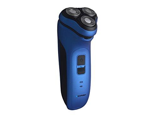 Blaupunkt MSR401 Bartschneider, Nass- und Trockenrasierer mit Trimmer