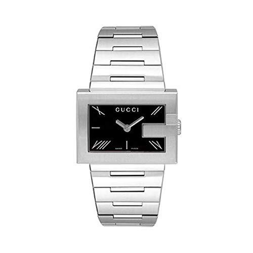 Armbanduhr Gucci Ladies Diamond G. YA100505